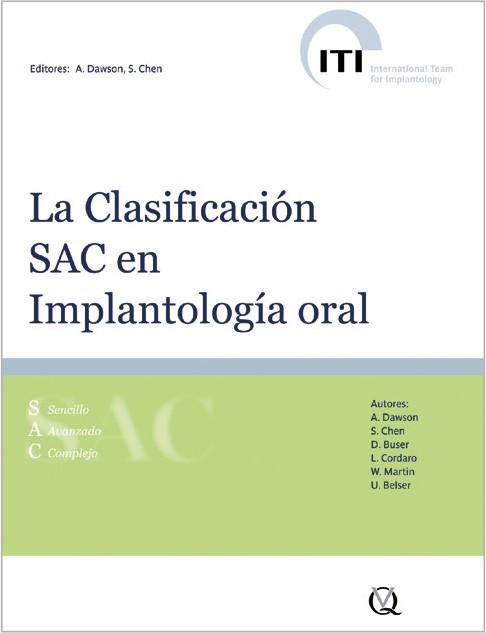 La Clasificación SAC en Implantología Oral
